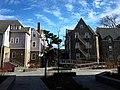 Palmer and Pittinger residence halls.jpg