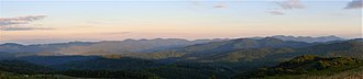 Max Patch - Image: Pano Max Patch