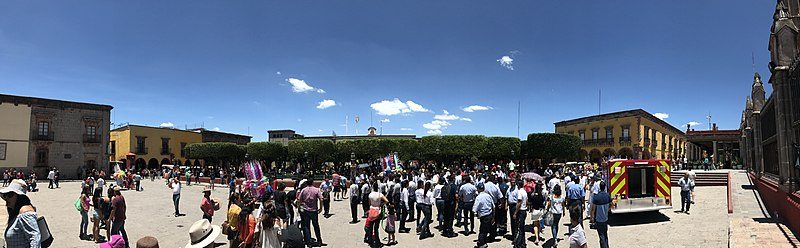 San Miguel De Allende Wikipedia La Enciclopedia Libre