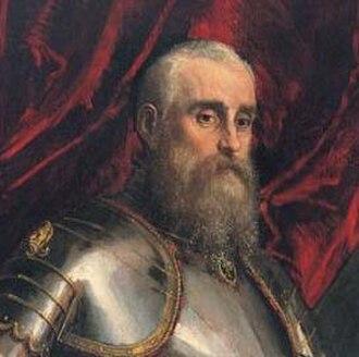 Agostino Barbarigo (admiral) - Agostino Barbarigo