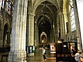 Paris, France. BASILICA SAINT-DENIS. (Interior)(PA00079952).jpg