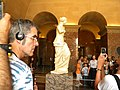 Paris, France. Louvre. Venus de Milo (the Greek goddess of love and beauty).jpg