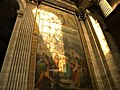 "Paris, France. Saint-Sulpice Church. (Interior. ""The kiss of Judas"" picture) (PA00088510).jpg"