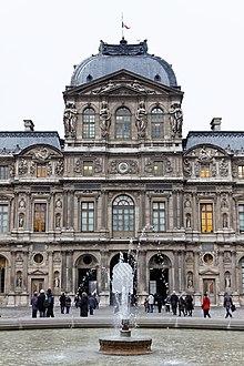 Pavillon De L Horloge Wikipedia