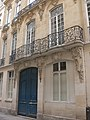 Paris - hôtel du Barry - portail facade.jpg