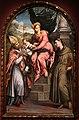Paris bordon, madonna col bambino tra i ss. enrico d'uppsala e antonio da padova, 1536-37 ca. (bari, pinacoteca provinciale) 01.jpg