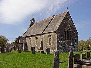 Eglwyswrw - Eglwyswrw Parish Church