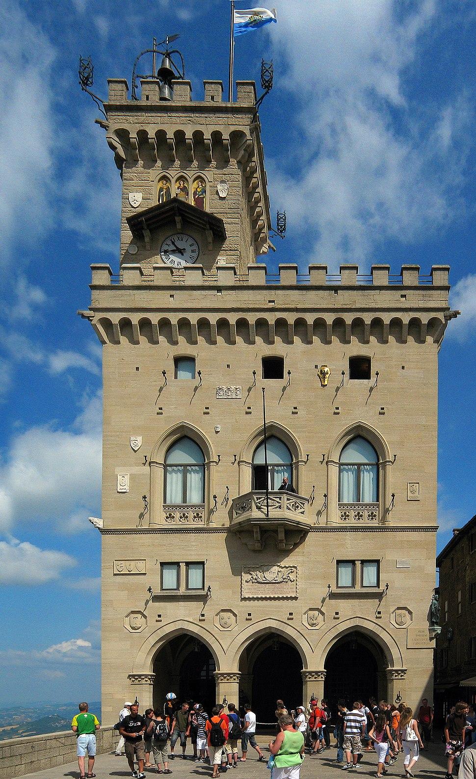Parliament San Marino