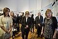 Parodi y Daura inauguraron exposiciones sobre la moneda argentina en el CCK (21855484582).jpg