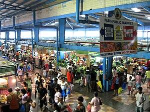 Pasig - Pasig City public market