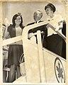Patricia Collins; Mayor John F. Collins; Ann Galvan (12773757473).jpg