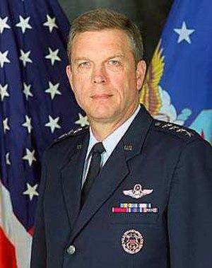 Patrick K. Gamble - General Patrick K. Gamble, U.S. Air Force (retired)