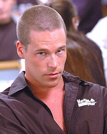 Antonius bei der World Poker Tour 2005