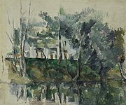Paul Cézanne - House on a River - 1954.304 - Art Institute of Chicago.jpg