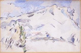 Mont Saint-Victoire (La Montagne Sainte-Victoire)