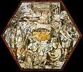 Pavimento di siena, esagono, sacrificio dei sacerdoti di baal (beccafumi).jpg