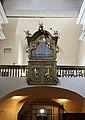 Penzing - Rochuskapelle, Orgel.JPG