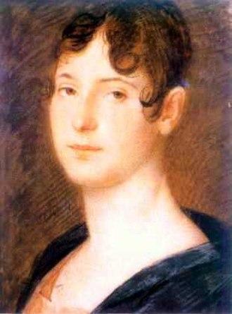 Josefa de Tudó, 1st Countess of Castillo Fiel - Pepita Tudó by Vicente López