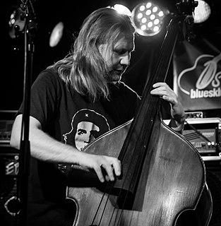 Per Mathisen Jazz bassist