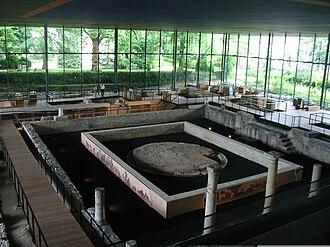 Vesunna Gallo-Roman Museum - Gallo-Roman ruins of the ancient Roman capital Vesunna, located at the site of the Museum.