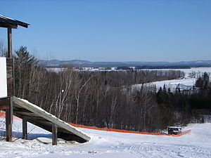 Petawawa - View from Petawawa ski hill
