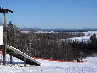 Petawawa - View from Petawawa ski hill