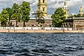 Peter & Paul fortress in SPB 05.jpg