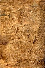 Marie de' Medici as Athena Pallas