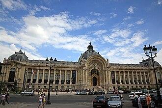 Petit Palais - Petit Palais façade