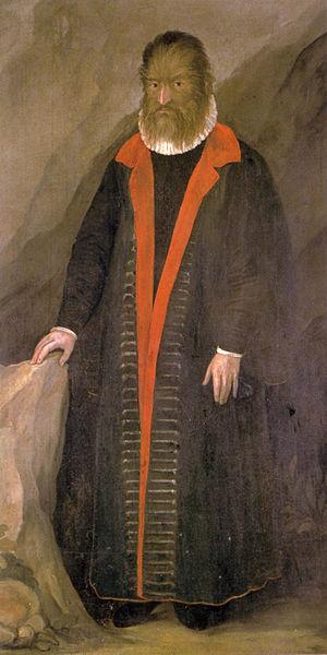 Petrus Gonsalvus - Pedro González
