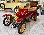 Peugeot Bebe 1912. view left side. Spielvogel 2013..JPG