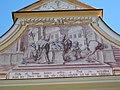 Pfarrkirche Kleblach-Lind Fassaden-Detail1.JPG