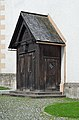 Pfarrkirche hl. Nikolaus - porch of western portal.jpg