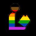 Philadelphia Gay Pride Library Logo.png