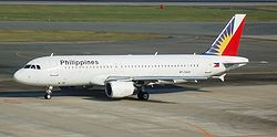 Philippine Airlines Airbus A320-214 RPC322I.jpg