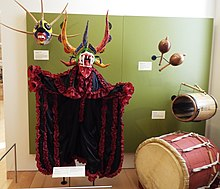 Phoenix-Phoenix-Musical Instrument Museum-Vejigante Mask and Costume.jpg