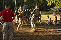 Photo Gallery, Marine recruits tackle warrior training on Parris Island 141027-M-FS592-053.jpg