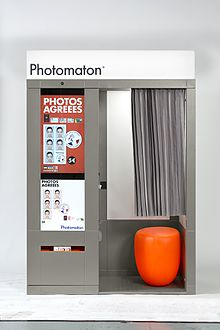 photomaton wikip dia. Black Bedroom Furniture Sets. Home Design Ideas