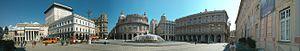 Piazza De Ferrari - Image: Piazza Raffaele di Ferrari Genova