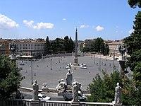 Piazza del Popolo (Roma, Italy).jpg