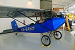 Pientenpol Air Camper, 1937 - Evergreen Aviation & Space Museum - McMinnville, Oregon - DSC00564.jpg