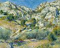 Pierre-Auguste Renoir - Rocky Crags at L'Estaque - Google Art Project.jpg