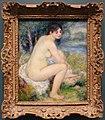 Pierre-auguste renoir, donna nuda in un paesaggio, 1883 ca.JPG