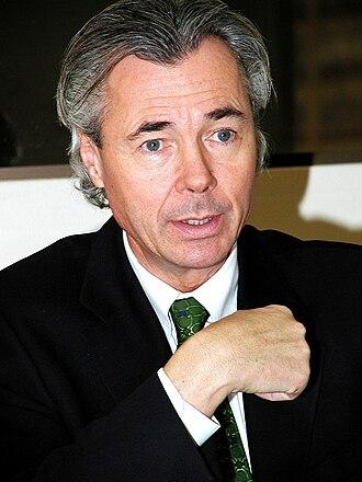 Minister of International Trade (Canada) - Image: Pierre Pettigrew