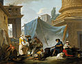 Pierre - Traders in a Roman Marketplace.jpg