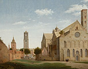 Utrecht, Saint Mary's Square and Saint Mary's Church