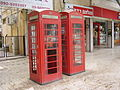 PikiWiki Israel 20026 Old (British) Telephone Boxes in Petah Tikva Isra.JPG