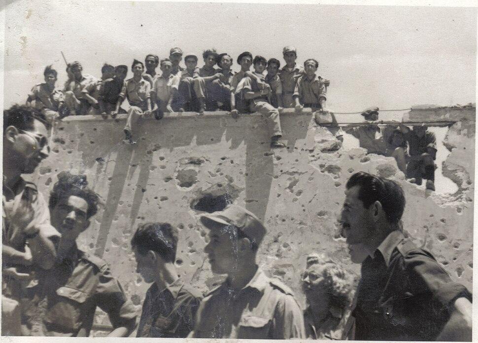 PikiWiki Israel 6326 Ramat rachel 5th may1949