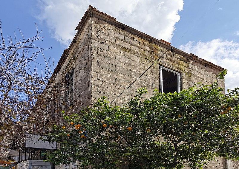 הבית ברחוב רוטשילד 9 בראשון לציון