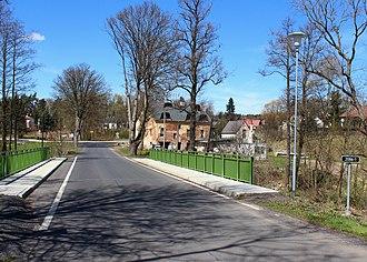 Pila (Karlovy Vary District) - Image: Pila, lower part 2